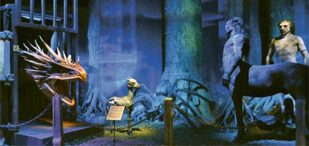 Tout l'univers de Harry Potter à découvrir lors d'une exposition magique