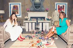 Sarah Jessica Parker à fait appel au magazine The Coveteur pour mettre en scène ses jolis souliers
