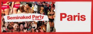 Desigual organise une Seminaked Party pour le premier jour des soldes