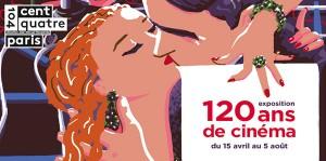 Le Gaumont expose les 120 ans du cinéma au CentQuatre à Paris