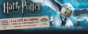 Harry Potter investi la Cité du Cinéma à Paris jusqu'en septembre