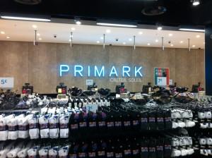 Primark a ouvert ses portes à Créteil Soleil