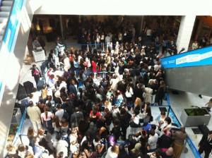 Il y avait foule à Créteil Soleil pour l'ouverture de Primark