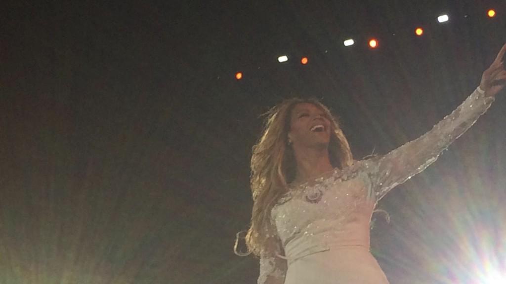 Beyoncé sur Love on Top