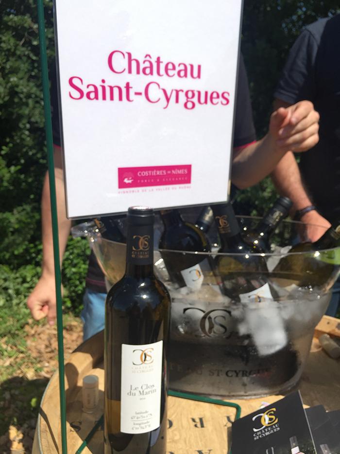 chaque vin est venu accompagné les plats signatures de Jérôme Nutile