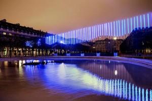 Ikea met en place du Light Arts au Palais Royal