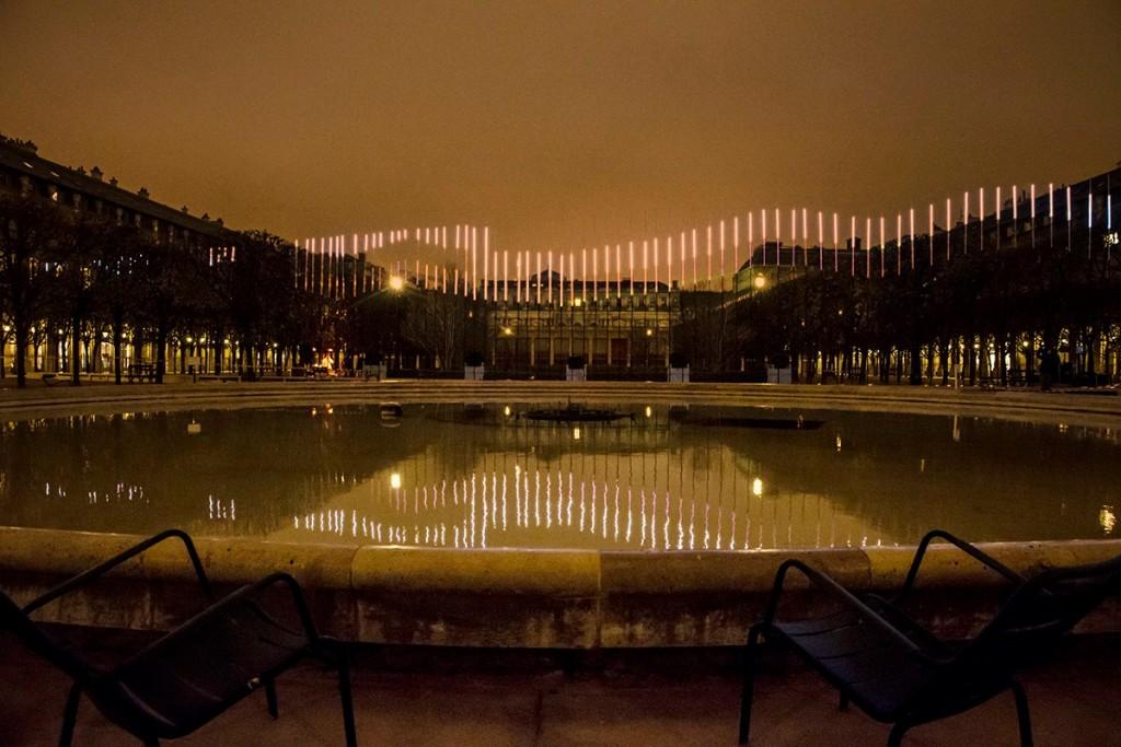 Un événement éphémère à venir admirer du 3 au 7 décembre au Palais Royal