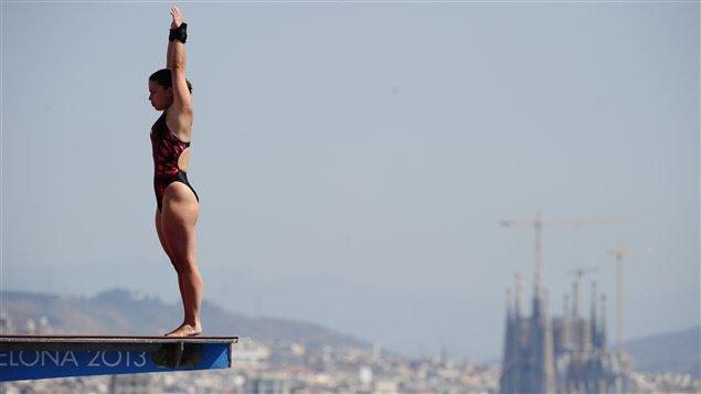 Une discipline sensationnelle qui fait son apparition aux championnats du monde de natation