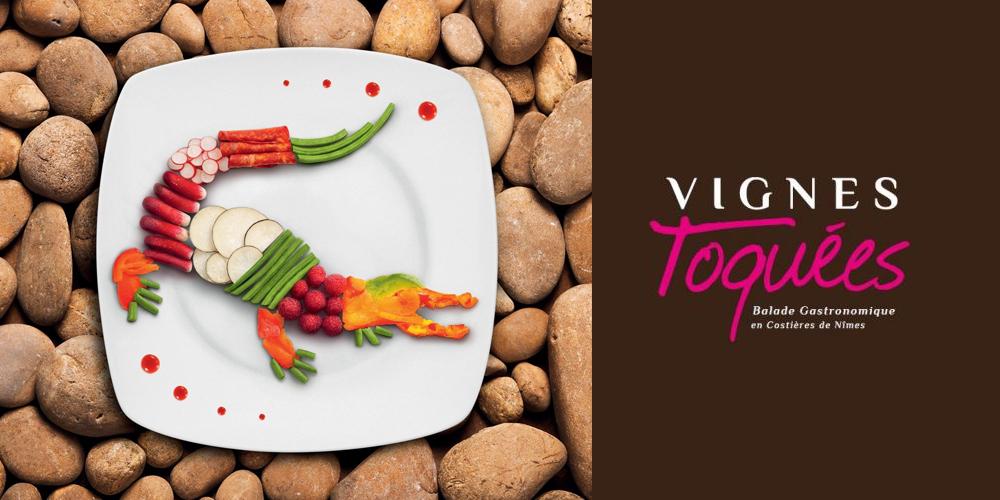 Les Vignes Toquées sont un rendez-vous oenologique et gastronomique à Nîmes