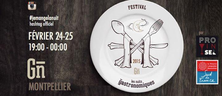 L'association ProVinSel met en place les nuits gastronomiques à Montpellier