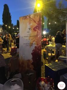 Entre 15 et 20 vignerons sont présents par soir, tous les mardis de l'été