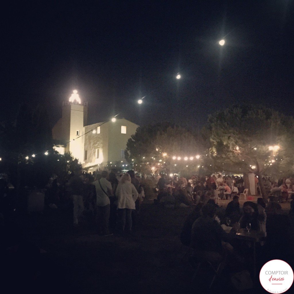 Une soirée dégustation au rythme de la musique à la fois gourmande, conviviale et en plein air