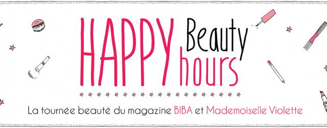 Les Happy Beauty Hours, c'est 3h de chouchoutage entre filles à Baillargues les 7 et 8 novembre prochain