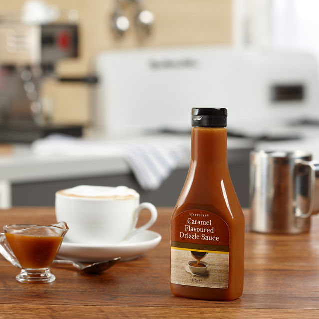 coulis de caramel starbucks coffee