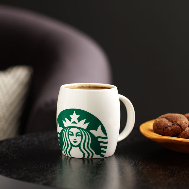 mug logo starbucks coffee