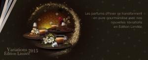 Nespresso présente ses saveurs gourmandes pour les fêtes en édition limitée