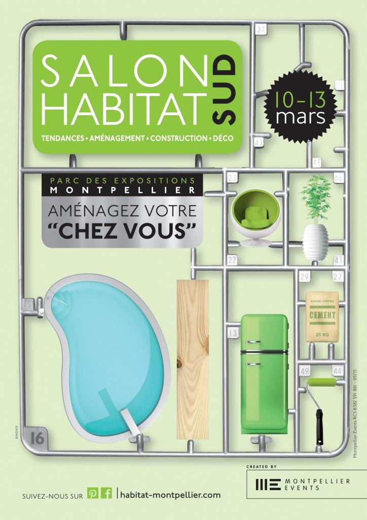 La salon Habitat Sud revient du 10 au 13 mars pour vous accompagner dans vos projets d'aménagement, de construction et de rénovation