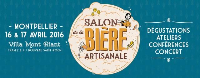 Montpellier accueille le premier salon de la bière artisanale les 16 et 17 avril prochain à la villa Mont Rians
