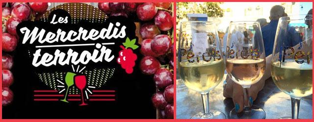 Tous les mercredis de l'été jusqu'au 31 août le village de Pérols propose ses mercredis du terroir pour découvrir les vins locaux