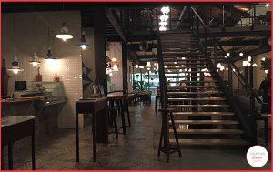 Le Terminal #1 propose de la gastronomique abordable à Montpellier