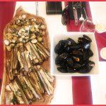 couteaux, coques, moules, huitres, les meilleurs crustacés sont à Fou de Sud