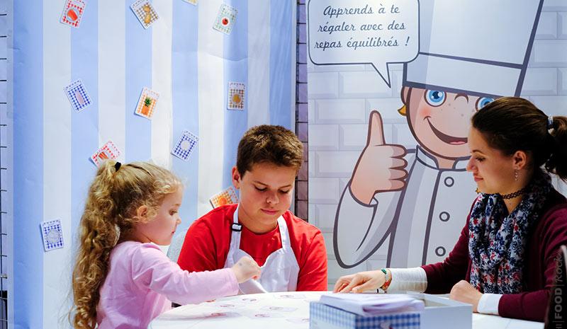 """Pour ses 100 ans, l'Institut Saint-Pierre, premier établissement pédiatrique de soins de suite et de réadaptation de la région Occitanie, organise avec """"#Bon ramène tes parents"""" le premier festival de l'alimentation et de la gastronomie pour les enfants."""