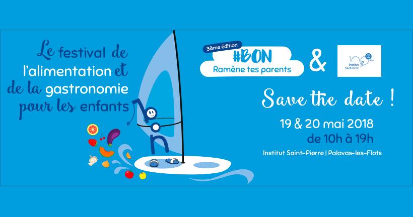 Pour ses 100 ans, l'Institut Saint-Pierre, organise le premier festival de l'alimentation et de la gastronomie pour les enfants.