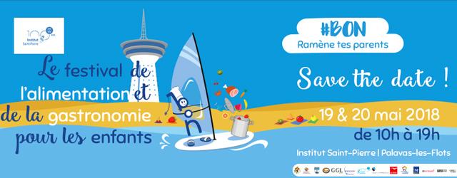 « #Bon, ramène tes parents », unfestival unique en son genre et une première en Europe qui se tendra le vendredi 19 et samedi 20 mai de 10H à 19H, à l'Institut Saint-Pierre à Palavas-Les-Flots.