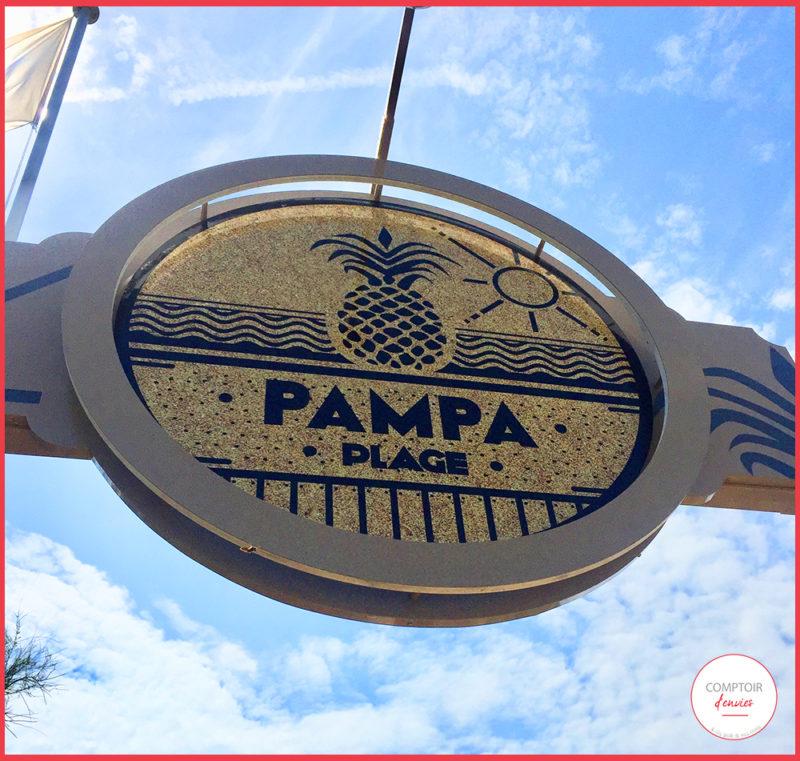 la Pampa Plage se situe au Grand Travers