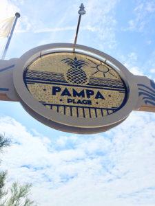 Bienvenue à La Pampa, plage privée sur le littoral méditerranéen