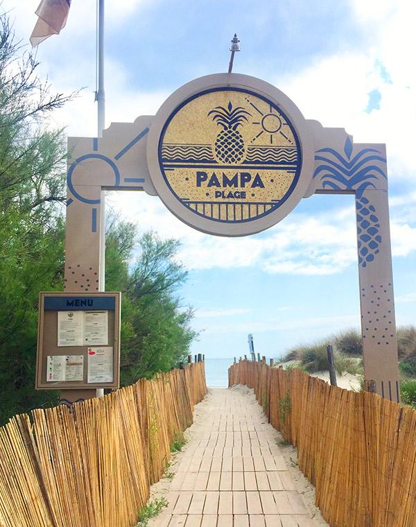 Pampa plage, l\