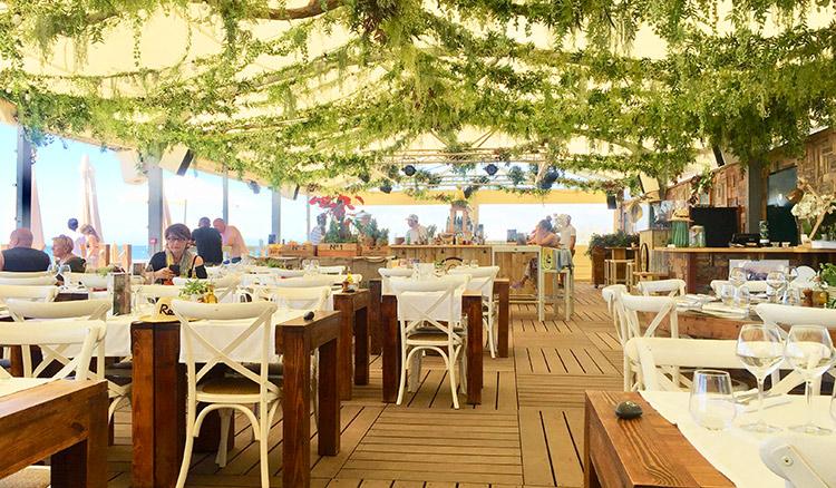 La Pampa côté restaurant