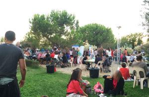 En famille ou entre amis, le mas de Saporta vous accueille tous les mardis soir de l'été pour ses Estivales