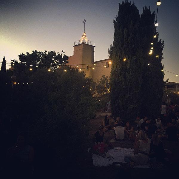 Les mardis d'été à Montpellier, on aime se retrouver en plein air à Saporta pour les Estivales