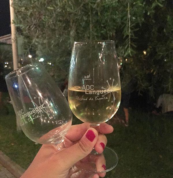 Le droit d'entrée à 5€ donne droit à 1 verre + 2 coupons dégustation pour découvrir les vins