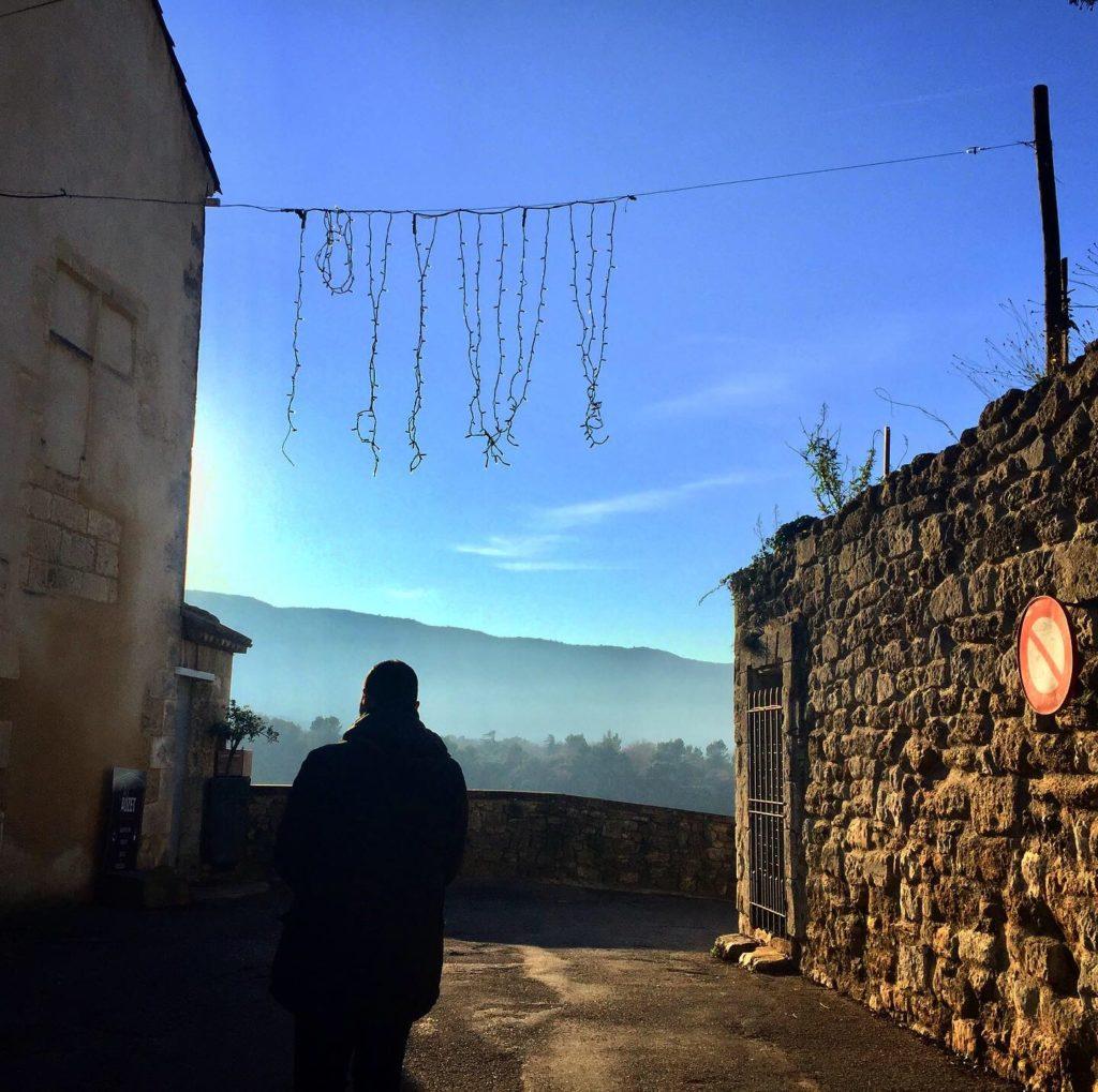 Découverte en famille du village de Ménerbes