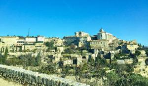 Gordes, le petit village perché