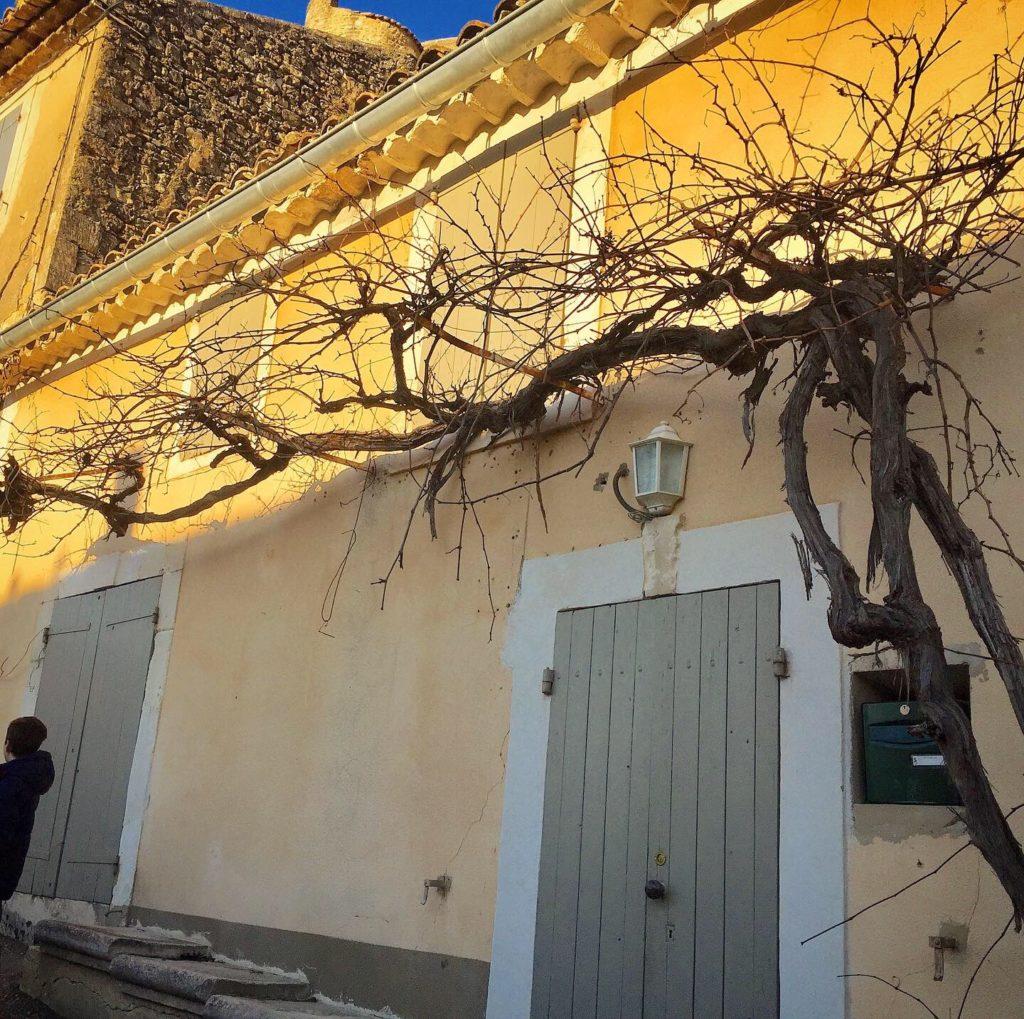 les petites maisons de Ménerbes au charme provençal