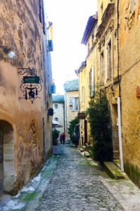 Ménerbes et ses petites rues