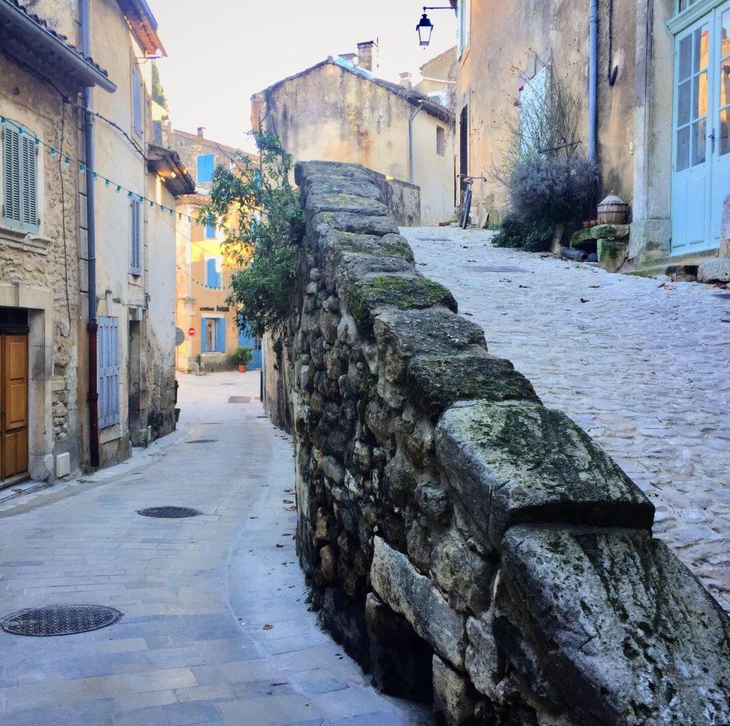 Découverte du village de Ménerbes